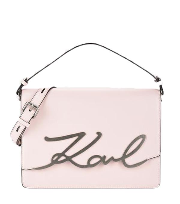 Ženy - Kabelka Karl Lagerfeld K/Signature Big Shoulderbag