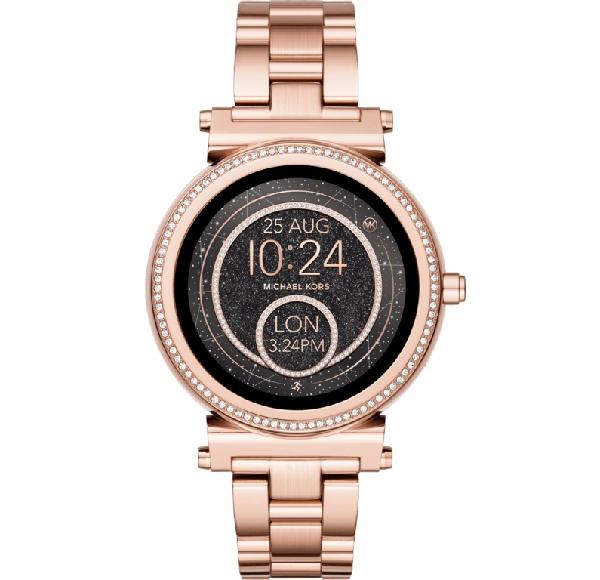 Značky - Chytré hodinky Michael Kors Smart Watch Soffie