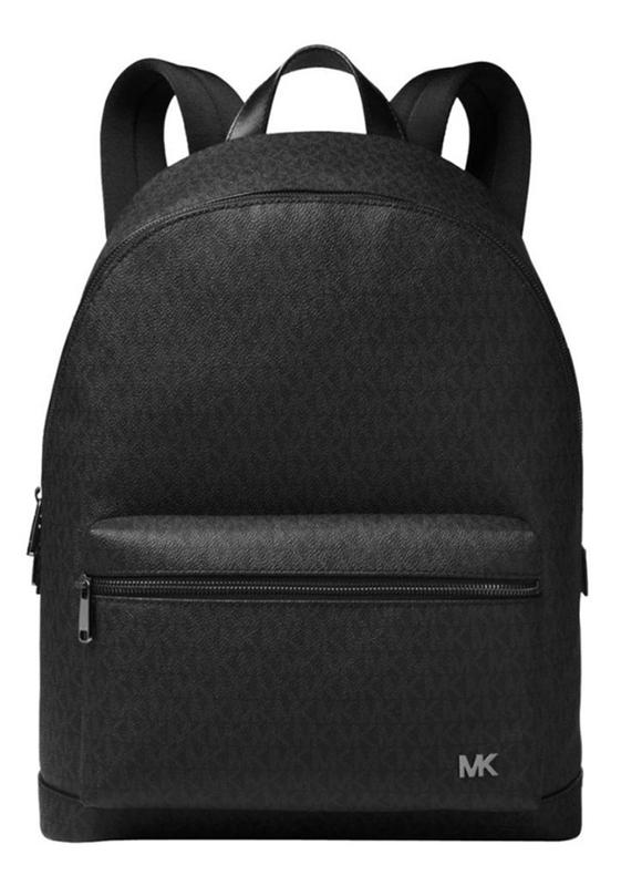 Značky - Batoh Michael Kors Jet Set Logo Backpack černá