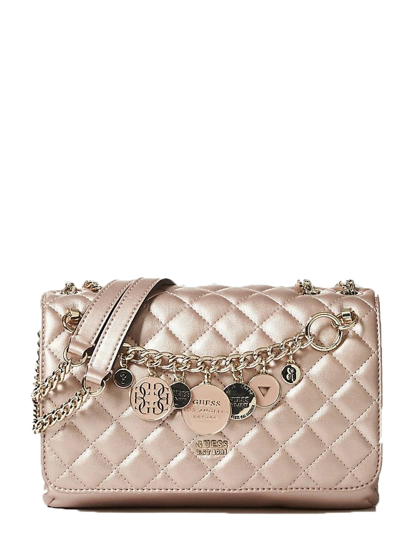 Značky - Kabelka Guess Victoria Quilted Look Crossbody