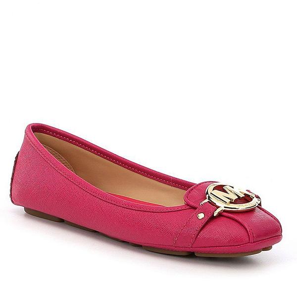 Značky - Baleriny Michael Kors Fulton ultra pink