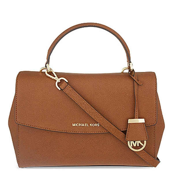 Značky - Kabelka Michael Kors Ava Medium Saffiano Satchel luggage