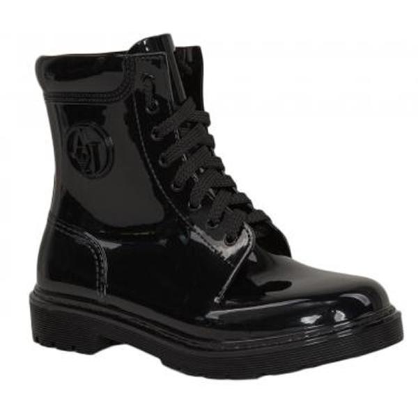 Značky - Boty kotníkové workery Armani Jeans černé