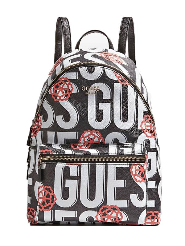 Značky - Kabelka batoh Guess Leeza Logo Backpack