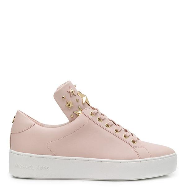 Značky - Boty Michael Kors Mindy soft pink