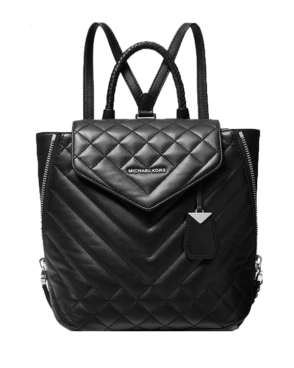 Značky - Batoh Michael Kors Blakely Medium Quilted Leather Backpack