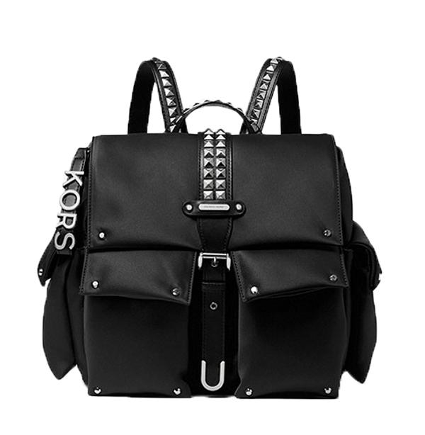 Značky - Batoh Michael Kors Olivia Medium Studded Satin Backpack