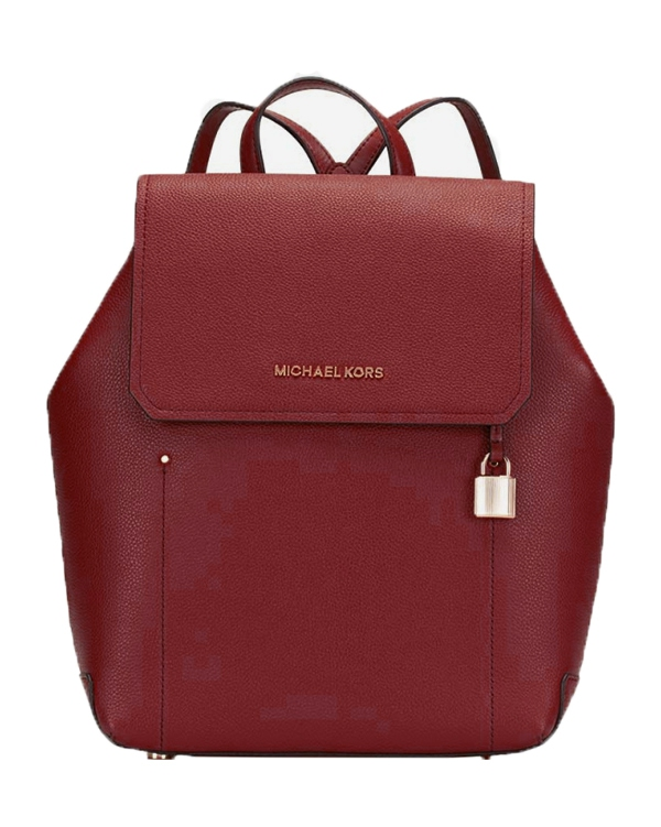 Značky - Batoh Michael Kors Hayes Medium Backpack mulberry