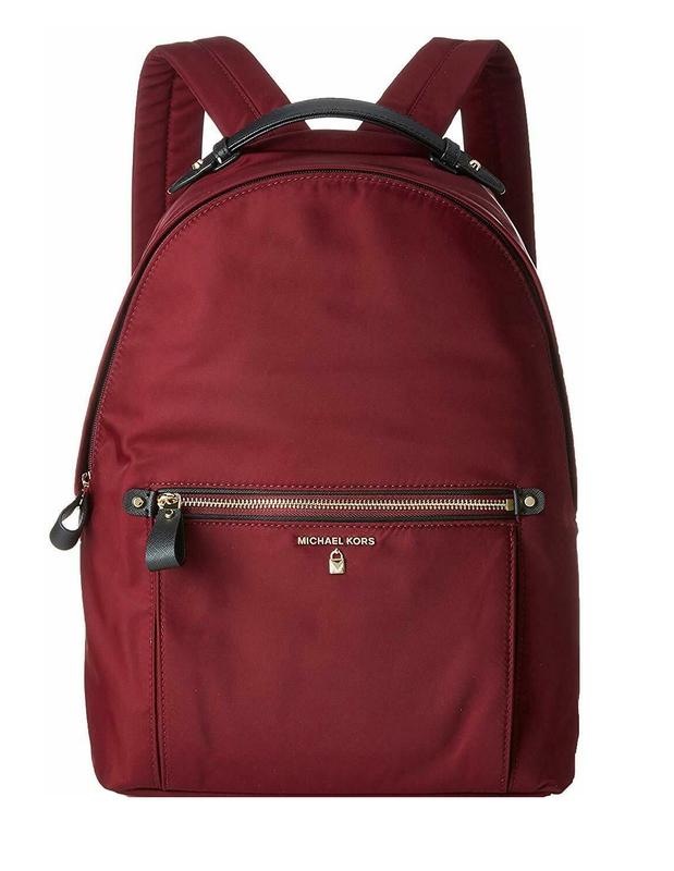 Značky - Batoh Michael Kors Kelsey Large Backpack plum
