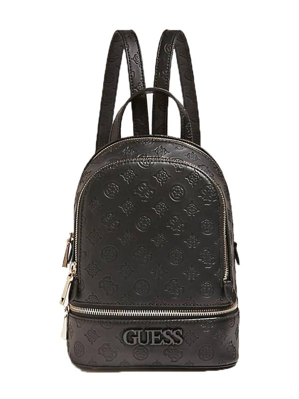 Značky - Kabelka batoh Guess Skye Logo Print Backpack