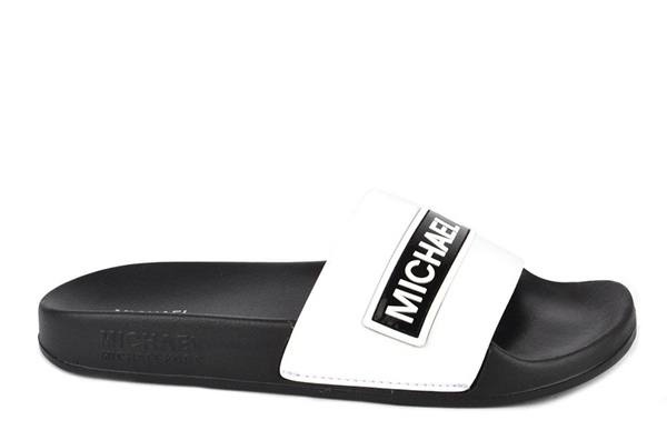 Značky - Obuv nazouváky Michael Kors Demi Slide