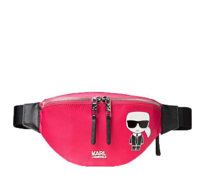 Ženy - Kabelka batoh Karl Lagerfeld K/Ikonik Belt