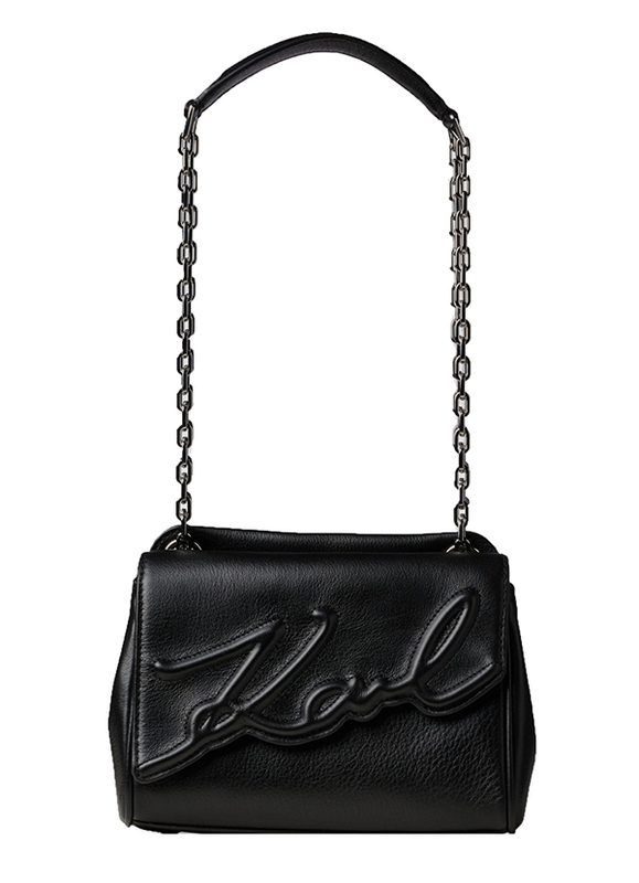 Ženy - Kabelka Karl Lagerfeld K/Signature Soft Small Shoulder