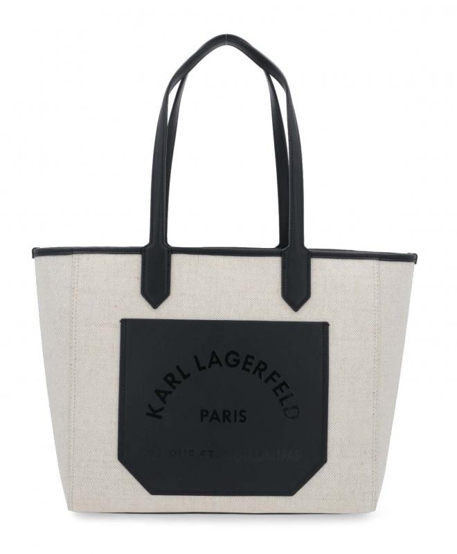 Ženy - Kabelka Karl Lagerfeld K/Journey Canvas