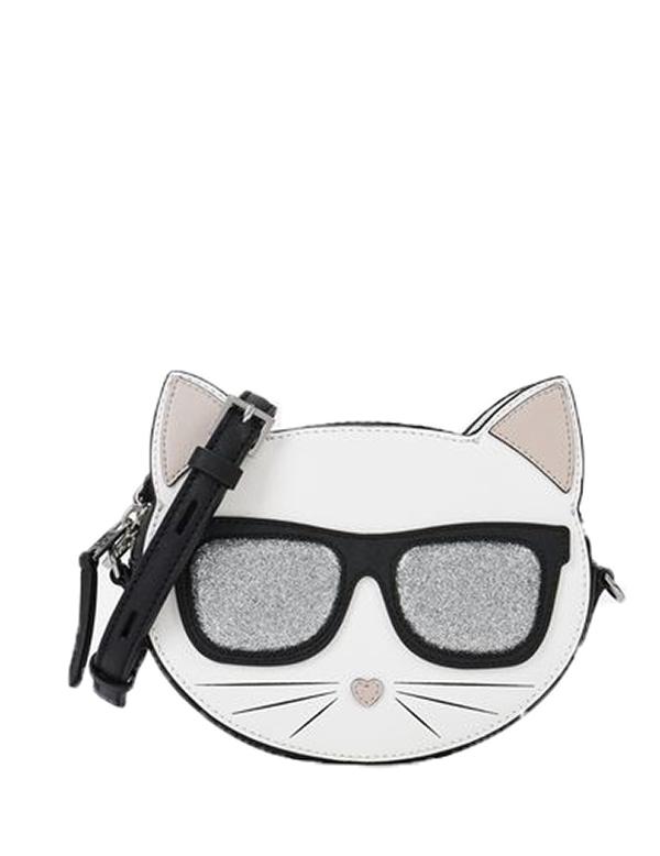 Ženy - Kabelka Karl Lagerfeld K/Ikonik Choupette Crossbody