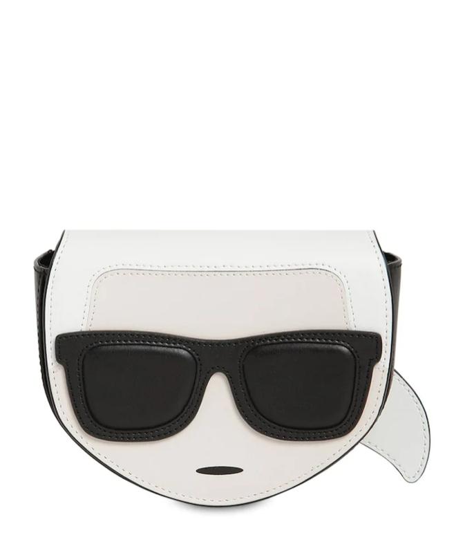 Ženy - Kabelka ledvinka Karl Lagerfeld K/Ikonik Belt