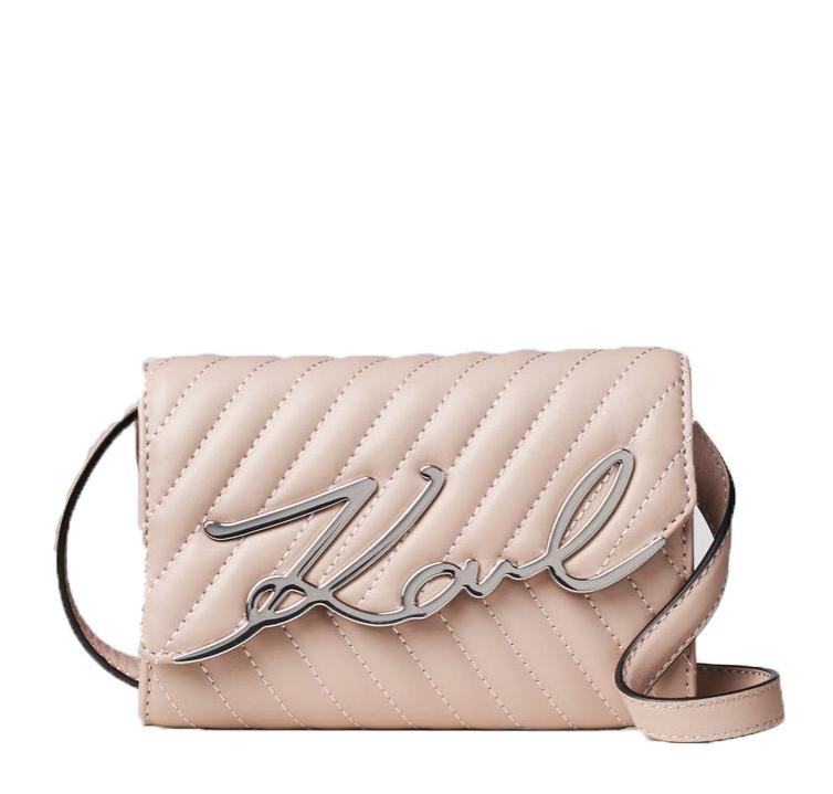 Ženy - Kabelka Karl Lagerfeld K/Signature Stich Belt