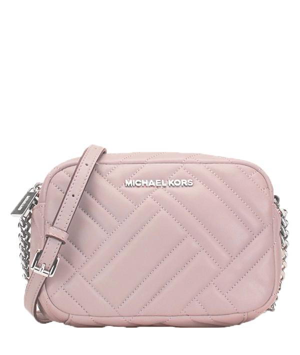 Značky - Kabelka Michael Kors Vivianne Quilted Crossbody pastel pink