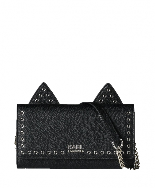 Ženy - Kabelka Karl Lagerfeld K/Stone Choupette Chain Wallet