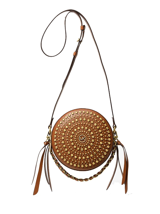 Značky - Kabelka Michael Kors Delancey Medium Studded Crossbody