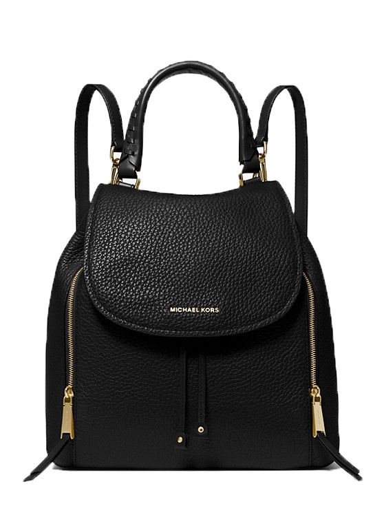 Značky - Kabelka batoh Michael Kors Viv Large Leather Backpack