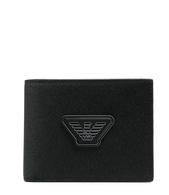 Značky - Peněženka Emporio Armani černá