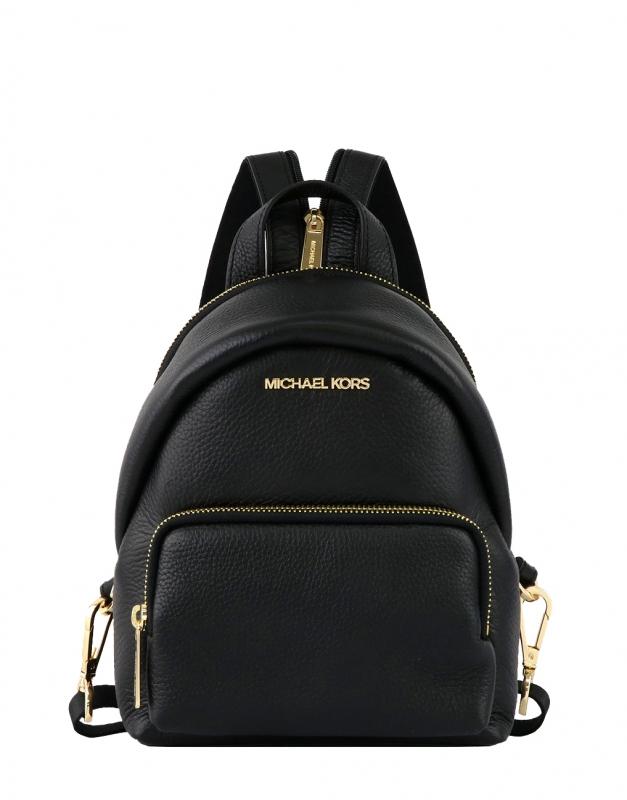Značky - Batoh Michael Kors Erin Small Backpack černá