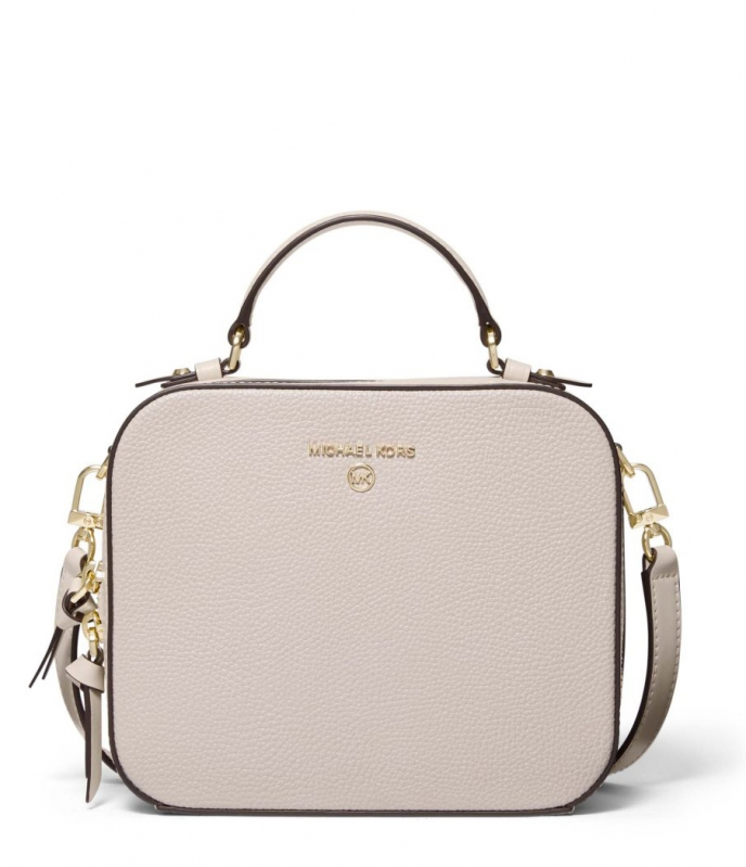 Značky - Kabelka Michael Kors Jet Set Medium Crossbody light sand
