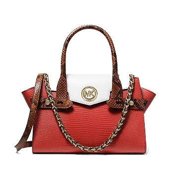 Značky - Kabelka Michael Kors Carmen Small Color-Block Belted Satchel
