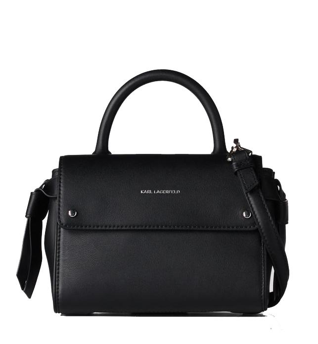 Ženy - Kabelka Karl Lagerfeld K/Ikon Mini Top Handle