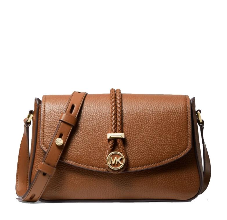 Značky - Kabelka Michael Kors Lea Medium Flap luggage