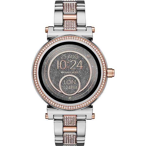 f5388f277e Chytré hodinky Michael Kors Smart Watch Soffie MKT5040 - Hanymany.cz