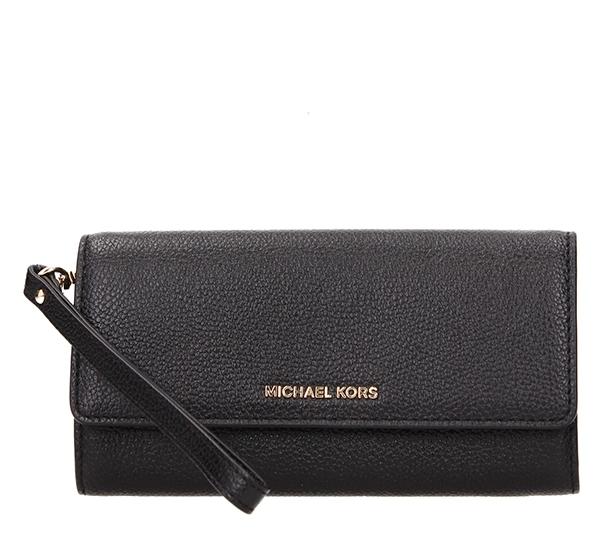 71482c0a9d Značky - Peněženka Michael Kors Mercer Large Wallet černá