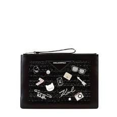 Kabelka Karl Lagerfeld K/Klassik Pins Pouch