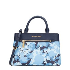 Kabelka Michael Kors Hailee Small Satchel navy