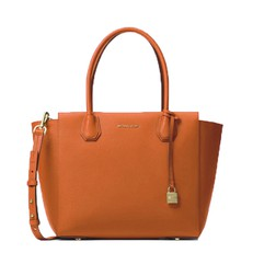 Kabelka Michael Kors Mercer Large Satchel orange
