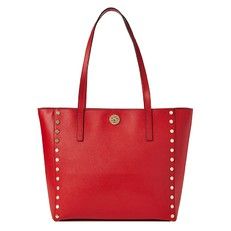 Kabelka Michael Kors Rivington Large Tote bright red