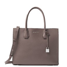 Kabelka Michael Kors Mercer Large Leather Tote cinder