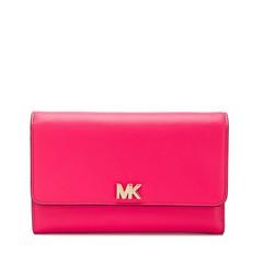Peněženka Michael Kors Medium Multifunction Wallet rose pink