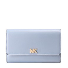 Peněženka Michael Kors Medium Multifunction Wallet pale blue