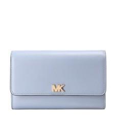 Peněženka Michael Kors Medium Multifunction Wallet pale blue