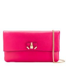 Kabelka Michael Kors Everly Clutch ultra pink