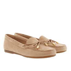 Boty Michael Kors Sutton Suede Moccasin tofee