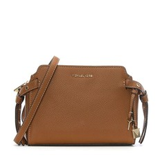 Kabelka Michael Kors Bristol Leather Messenger acorn