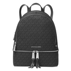 Kabelka Michael Kors Rhea Medium Backpack black