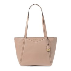 Kabelka Michael Kors Whitney Small Pebbled Leather fawn