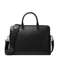 Kabela na notebook Michael Kors Harrison Leather Briefcase