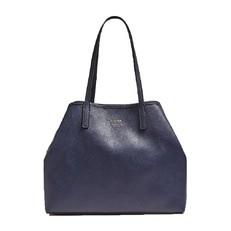 Kabelka Guess Vikky Large Shopper modrá