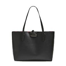 Kabelka Guess Bobbi Reversible Shopper černá/camo