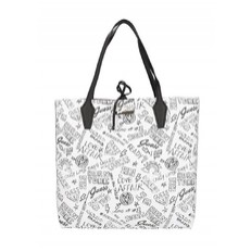 Kabelka Guess Bobbi Reversible Shopper graffiti